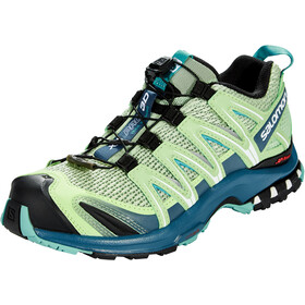 Salomon XA Pro 3D Chaussures Femme, spruce stone/indian teal/meadowbrook